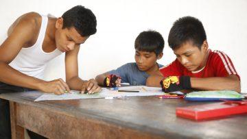 REIBA abre inscripciones para el voluntariado en educación en la Amazonía