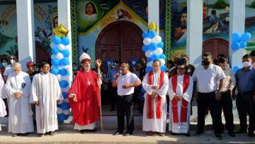 Lagunas y su nueva Iglesia Matriz, símbolo y mensaje de esperanza