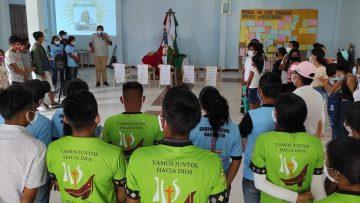 Encuentro de jóvenes en la triple frontera: Impulsando sueños comunes desde la diversidad