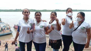 Pasos proféticos en la Amazonía: Mujeres Kukama piden reconocer al río Marañón como Ser Vivo