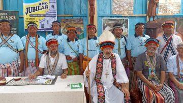 Alegría y esperanza en el pueblo Achuar: Cuando la Iglesia con rostro amazónico se concreta en la frontera Perú-Ecuador